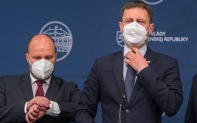 Pandémia: Núdzový stav je ako varenie žaby.