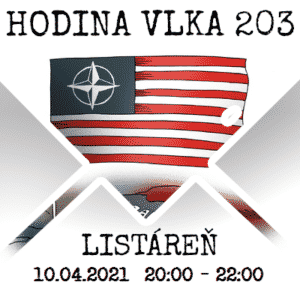 """Hodina Vlka 203 """"listáreň"""" (repríza)"""