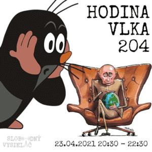 Hodina Vlka 204 (repríza)