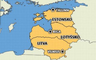 Pobaltské krajiny vyhostia ruských diplomatov.
