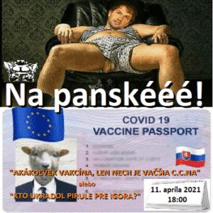 Na panské 15/2021 (humoristický týždenník)