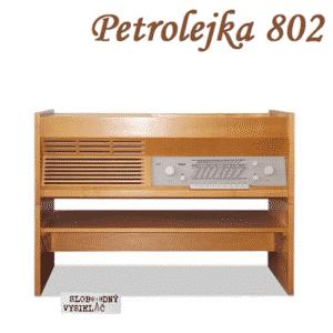Petrolejka 802