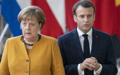 Macron a Merkelová žiadajú od Dánska a USA vysvetlenie správ o odpočúvaní.