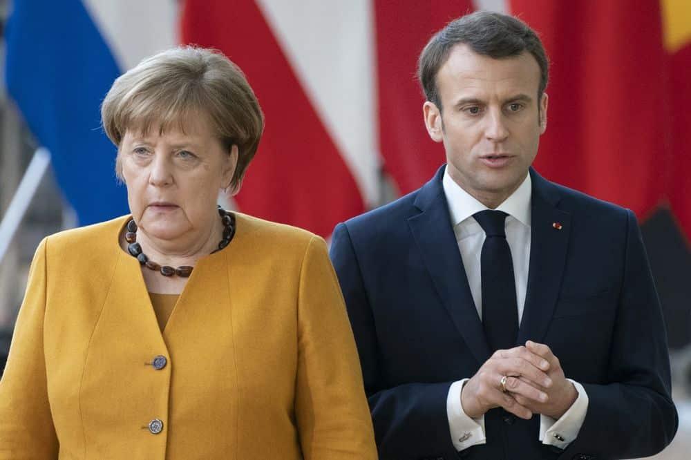 Macron a Merkelová žiadajú od Dánska a USA vysvetlenie správ o odpočúvaní. 1