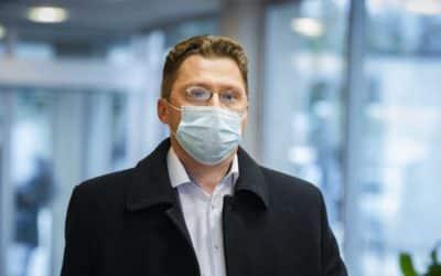 Visolajský: Kto odmieta vakcínu, má byť v lockdowne.