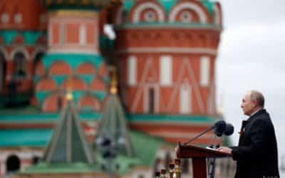 Putin: Nemožno odpustiť tým, ktorí opäť uvažujú o agresívnych plánoch.