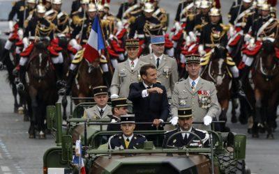 Varovanie francúzskych vojakov o občianskej vojne: Generál žiada signatárov, aby odišli z armády.