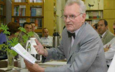 Profesor ekonómie Jaroslav Husár dnes 85-ročný, želáme všetko najlepšie!