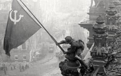 Európa zvíťazila nad fašizmom 8. mája a v Rusku sa tak stalo 9. mája.