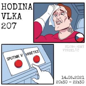 Hodina Vlka 207 (repríza)