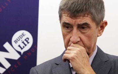 Flash -Babiš marně škemral na summitu EU o vyhošťování ruských diplomatů!