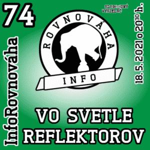 InfoRovnováha 74 (repríza)