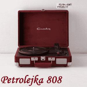 Petrolejka 808