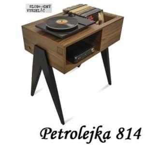Petrolejka 814 (repríza)
