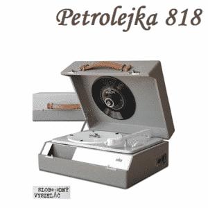 Petrolejka 818