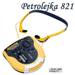 Petrolejka 821