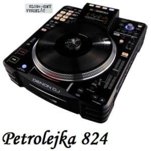Petrolejka 824