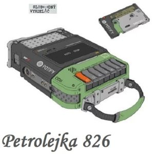 Petrolejka 826 (repríza)