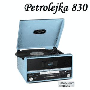 Petrolejka 830