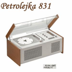 Petrolejka 831