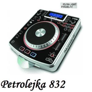 Petrolejka 832