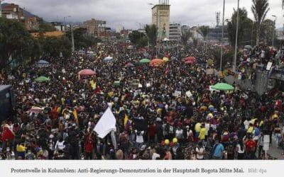 Mnohatýdenní masové demonstrace, brutální postup policie, 49 mrtvých a všichni v klidu….. DOPLNĚNO!!!!!