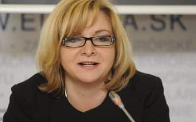 Liberálka Oľga Pietruchová už pôsobí na ministerstve u Kolíkovej.