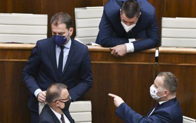 Odvolávanie Mikulca: Matovič nevie, čo si má myslieť o Pčolinskom, zásah proti Zurianovi označil za chybu