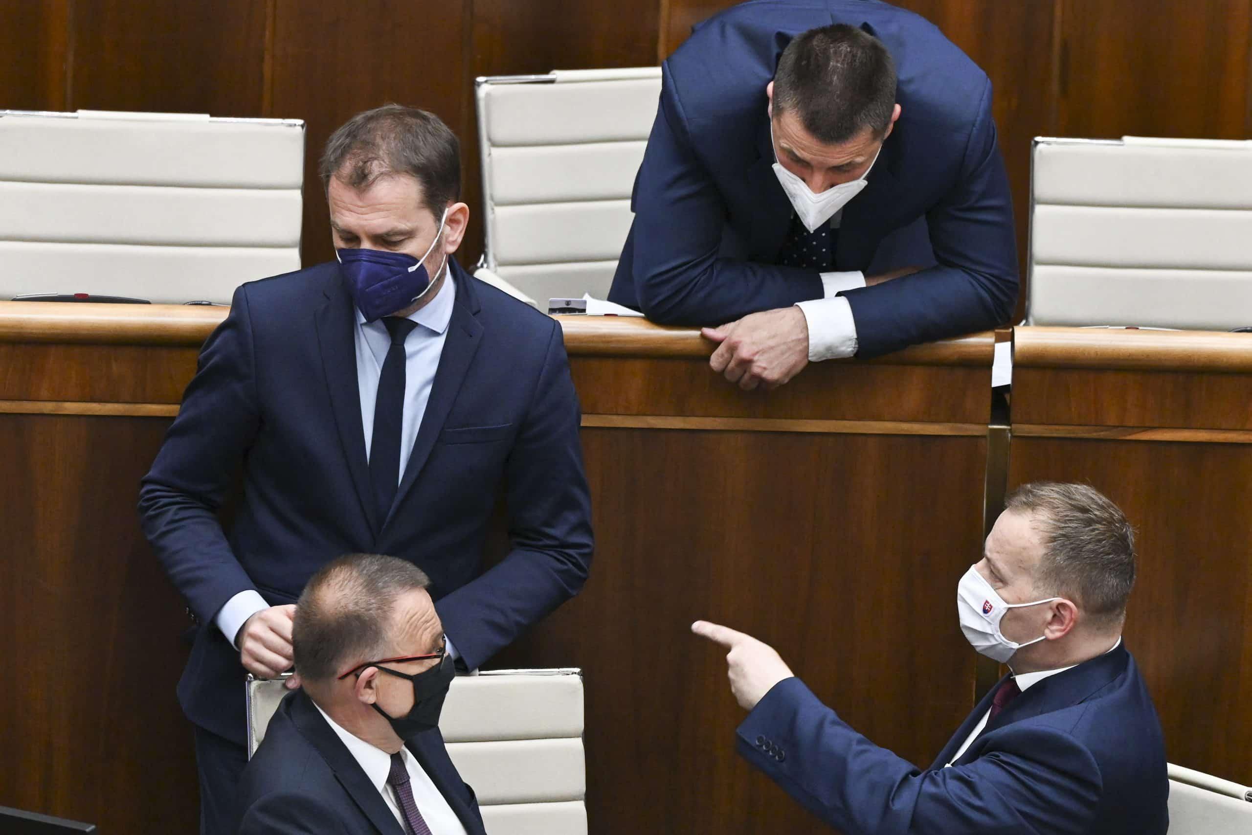 Odvolávanie Mikulca: Matovič nevie, čo si má myslieť o Pčolinskom, zásah proti Zurianovi označil za chybu 1