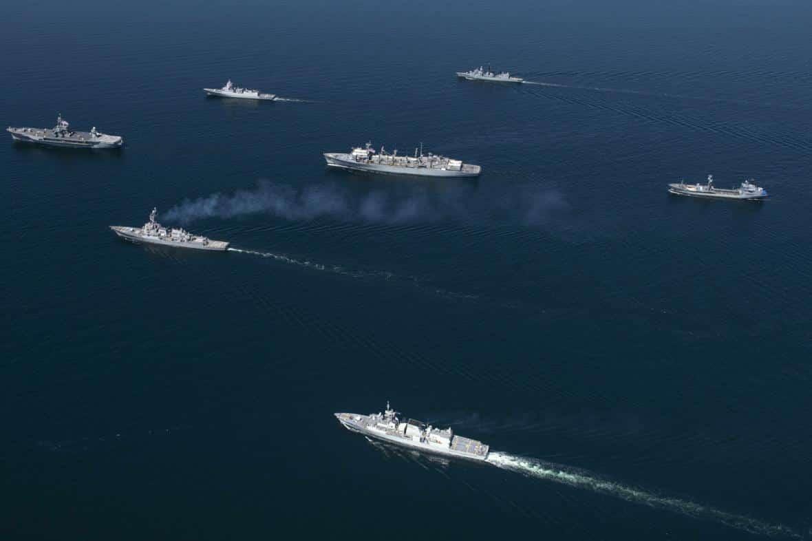 USA a spojenci odstartovali vojenské cvičení v Černomoří. Rusko protestuje 1
