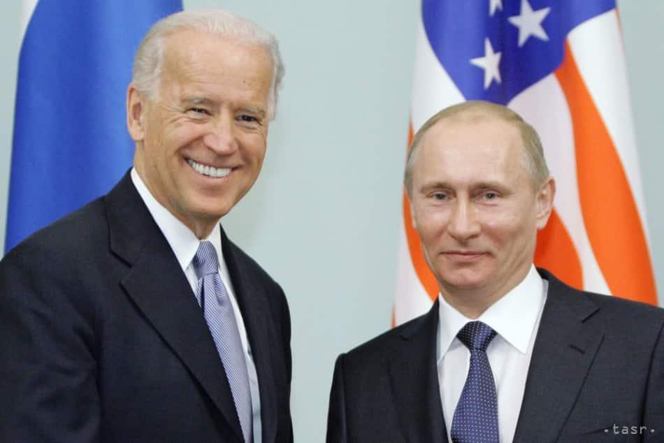 Biden a Putin budú rokovať v Ženeve. 1