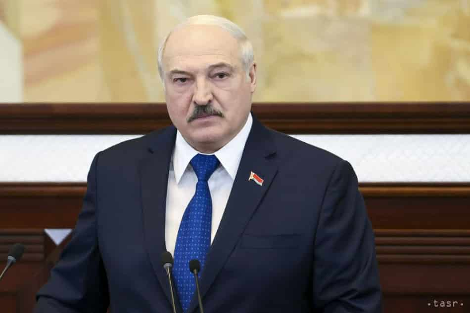 Bielorusko pozastavilo účasť na Východnom partnerstve EÚ. 1