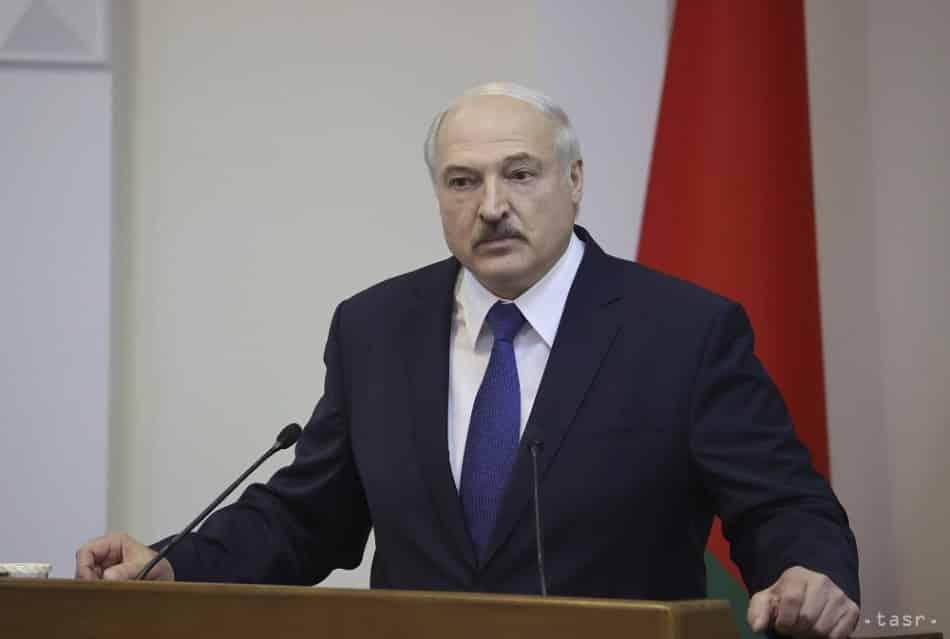 Lukašenko obvinil Nemecko z nacizmu, nebude brániť vstupu migrantov. 1