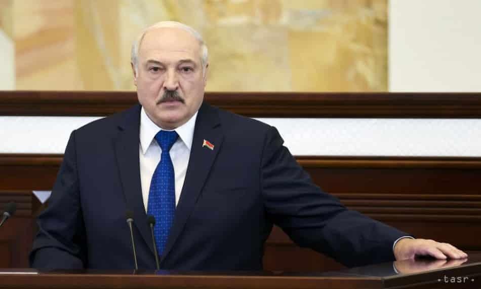 Bielorusko ohlásilo pozastavenie dohody o migrácii s Európskou úniou. 1