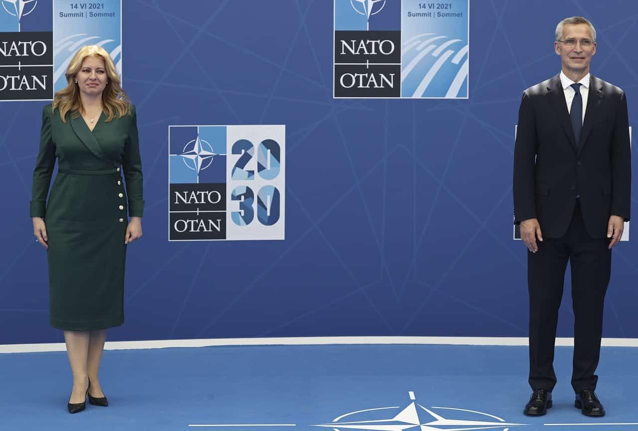 Čaputová: Summit NATO bol o budúcnosti Aliancie a o aktivitách Ruska a Číny. Občania Ruska nie sú pre nás hrozbou. Čo ocenil Biden na Slovensku? 1