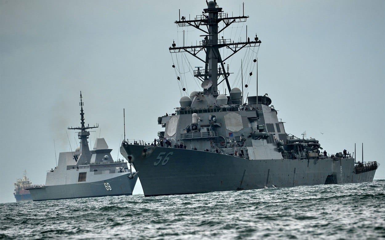 Rusko oznámilo, že nabudúce bude strieľať priamo na lode narušujúce hranice. 1