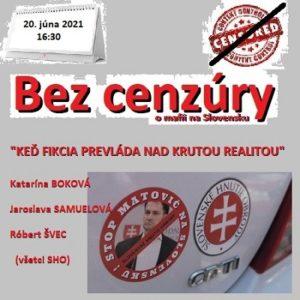 Bez cenzúry 10/2021 (repríza)