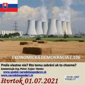 Ekonomická demokracia 106