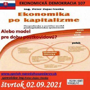 Ekonomická demokracia 107 (repríza)