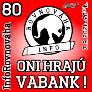 InfoRovnováha 80