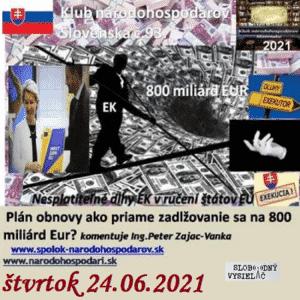Klub národohospodárov Slovenska 93