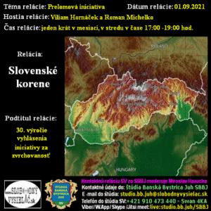 Slovenské korene 72 (repríza)
