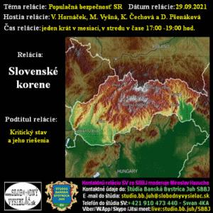 Slovenské korene 73 (repríza)
