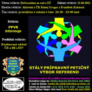 Prípravný petičný výbor referend 24 (repríza)