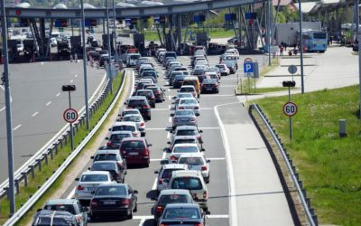 Chorvatsko mění podmínky pro cestování. Na hraničních přechodech se tvoří kolony.