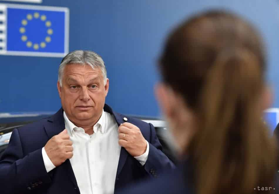 Maďarsko je pre kontroverzný zákon ochotné neprijať financie EÚ. 1