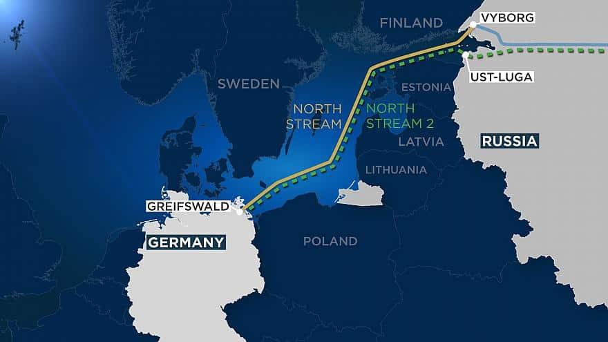Ukrajina a Poľsko: Plynovod Nord Stream 2 ohrozuje strednú Európu. 1