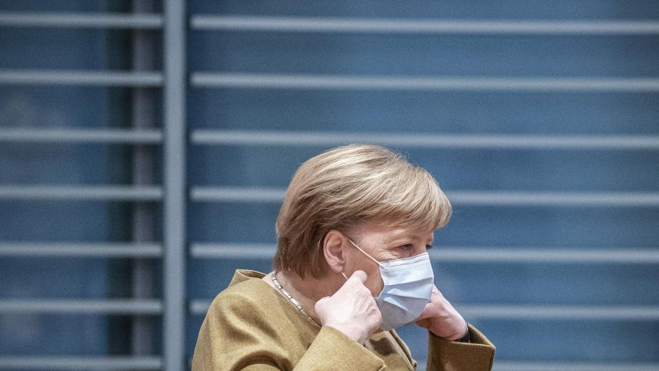 V Nemecku úraduje delta, nakazení rýchlo pribúdajú. Merkelová je znepokojená. 1