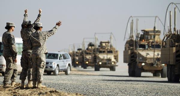 Po Afghanistanu stahování US Army i z Iráku. 1