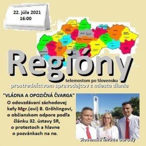 Regióny 15/2021 (repríza)